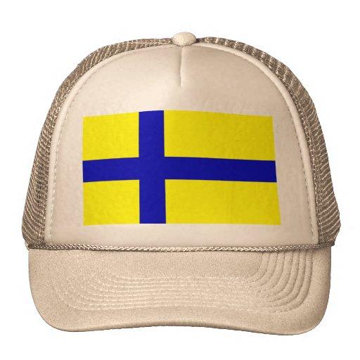 Ostergotland clear, Sweden Trucker Hat