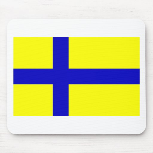 Ostergotland clear, Sweden Mouse Pads