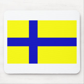 Ostergotland clear Sweden Mouse Pads
