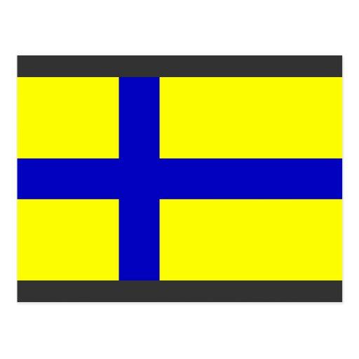 Ostergotland clear, Sweden Postcards