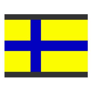 Ostergotland clear Sweden Postcards