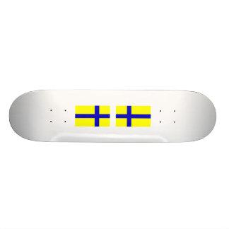 Ostergotland clear, Sweden Skate Boards