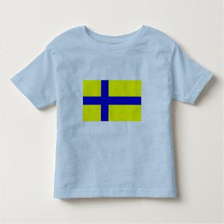 Ostergotland clear, Sweden T-shirts