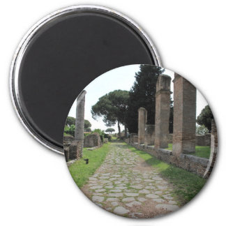 Ostia - Harbour City of Ancient Rome Magnet