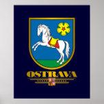 Ostrava COA Poster