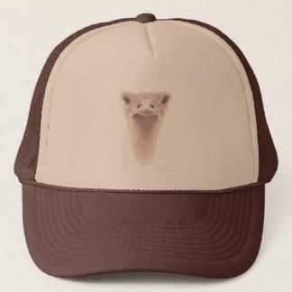 Ostrich Art Hat