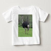 416bcd2c43726 Ostrich T-Shirts & Shirt Designs   Zazzle UK