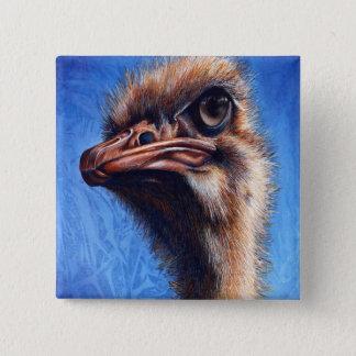Ostrich Button