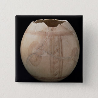 Ostrich egg cut in the form of a vase from Puig de 15 Cm Square Badge