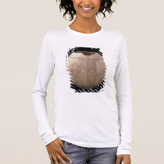 Ostrich egg cut in the form of a vase from Puig de Long Sleeve T-Shirt
