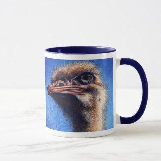 Ostrich Fugley Mug