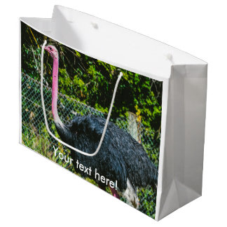 Ostrich Large Gift Bag