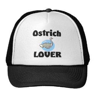 Ostrich Lover Trucker Hats