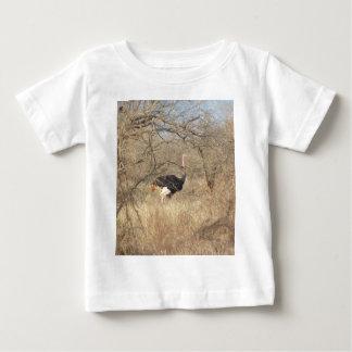 Ostrich T-Shirt, African Safari Collection Baby T-Shirt