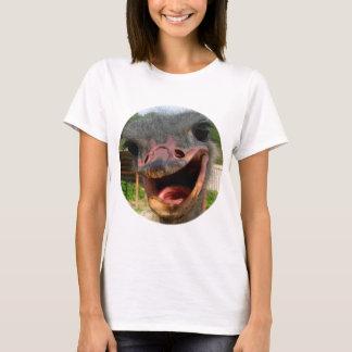 Ostrich What's Up Circle Shirt