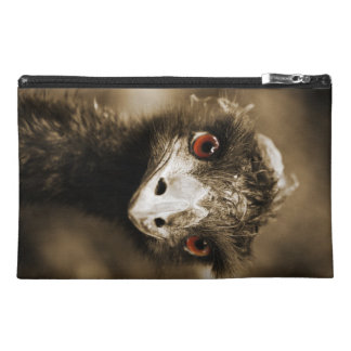 Ostriches Look accessory bags