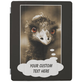 Ostriches Look custom device covers iPad Cover