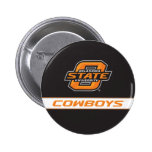 OSU Cowboys Buttons
