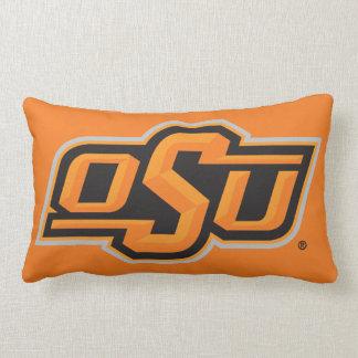 OSU Logo Lumbar Cushion