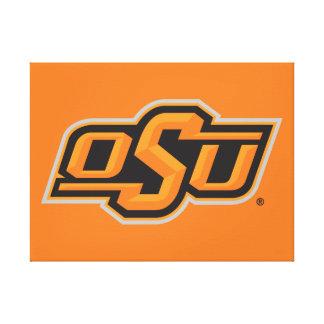 OSU Logo Stretched Canvas Prints