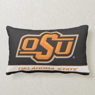 OSU Oklahoma State Lumbar Cushion