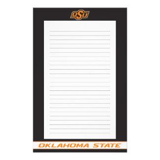 OSU Oklahoma State Customised Stationery