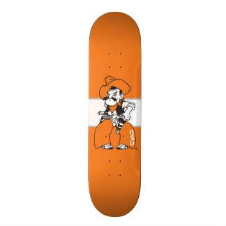 OSU Pistol Pete Skateboard