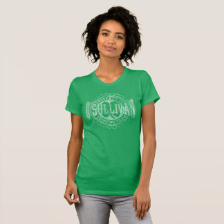 O'Sullivan Irish Drinking Team Beer Cap T-Shirt