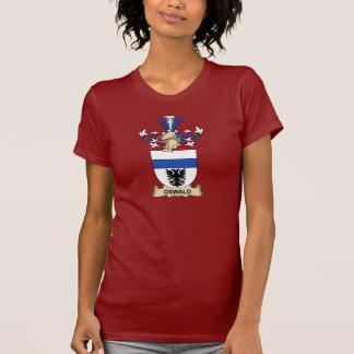 Oswald Family Crest Tshirts