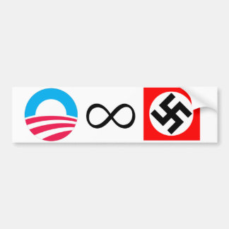 Oswastika Bumper Sticker