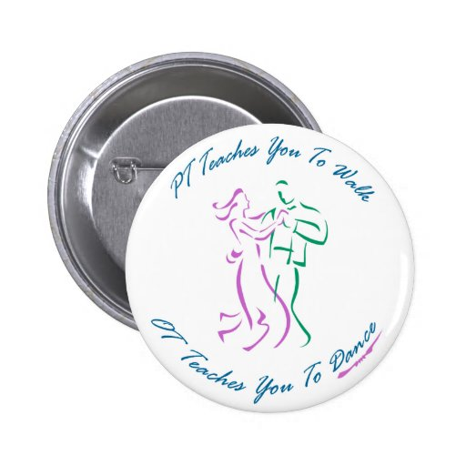 OT Teaches You To Dance 6 Cm Round Badge