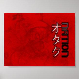 Otaku Nation Poster