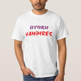 Otaku Vampires Movie T-Shirt White