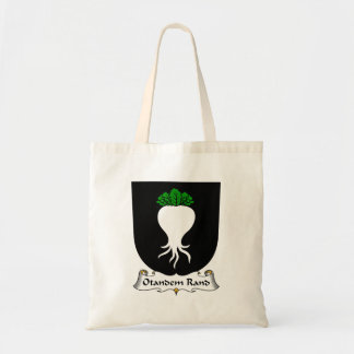 Otandem Rand Family Crest Canvas Bags