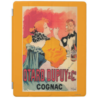 Otard-Dupuy & CO. Cognac Promotional Poster iPad Cover