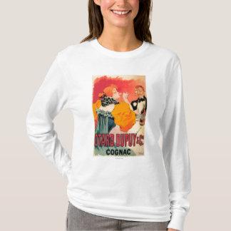 Otard-Dupuy & CO. Cognac Promotional Poster T-Shirt