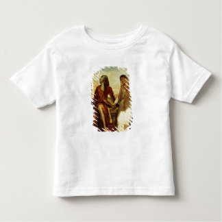 Othello and Desdemona in Venice, 1850 Toddler T-Shirt