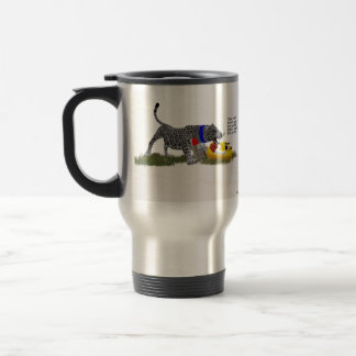Other Dude KJitty Pounce Stainless Steel Travel Mug