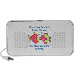 OTHER FISH IN THE SEA NOTEBOOK SPEAKER