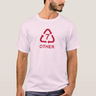 other recycling raspberry T-Shirt