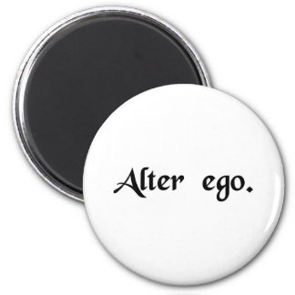 Other Self 6 Cm Round Magnet