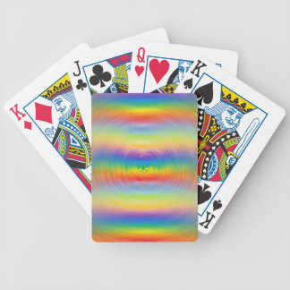 Other Side Of The Rainbow Playing Cards