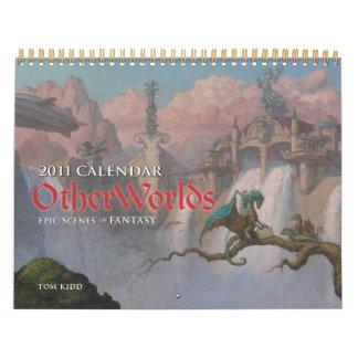 OtherWorlds Calendar