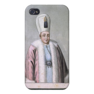 Othman (Osman) II (1603-22) Sultan 1618-22, from ' Covers For iPhone 4