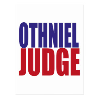 Othniel Judge Postcard
