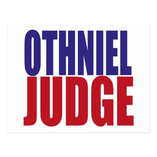 Othniel Judge Post Card
