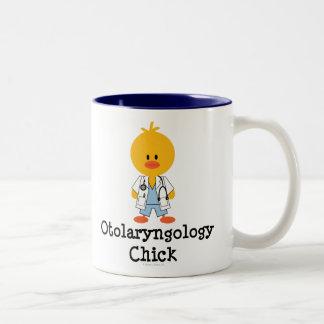 Otolaryngology Chick Mug