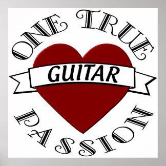 OTP Guitar Posters