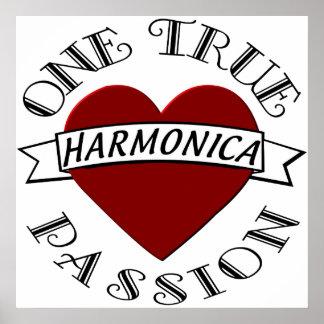 OTP Harmonica Poster