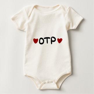 OTP: One True Pairing Baby Bodysuit